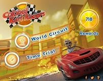 Colonel Kart Racers (Unity3D Professional  Project)