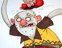 Daily Character Drawings V