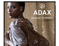 Adax branding -