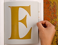 Esmeralda / Typeface Design Project