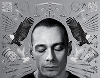 """Fabri Fibra """"Guerra e Pace"""" (Standard & Deluxe Cover)"""