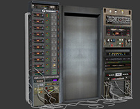 3D AUDIO_RACK