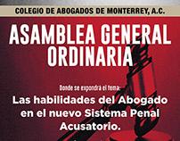 Colegio de Abogados de Monterrey, A.C. / 2015