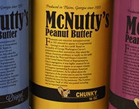 McNutty's Peanut Butter