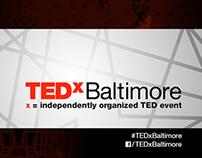 TEDxBaltimore Motion Graphics