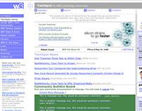 IBM's TechSpot Website