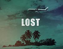 Alternative opening credits LOST (TV)