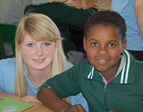 Bambisanani Partnership large classroom display