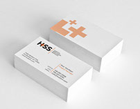 Hudson Simulation Services Branding