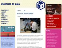 Institute of Play Website