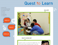 Quest to Learn Website