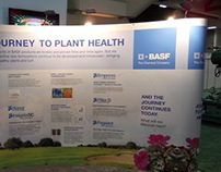 BASF Golf Industry Trade Show Booth, 2013