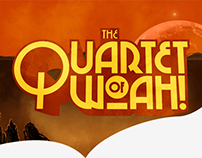 THE QUARTET OF WOAH! ~ ULTRABOMB