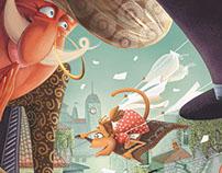 Some illustrations 2012