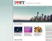 New-york tourism website