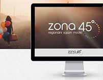 Zona 45 Logotype