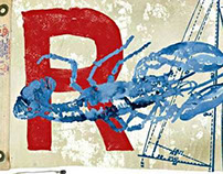 RUGBY Ralph Lauren Flag Design