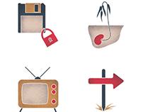 Dóchas Brochure - Illustrations