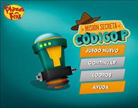 Disney´s Phineas & Ferb: Codigo P