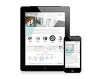 KDV Website Redesign