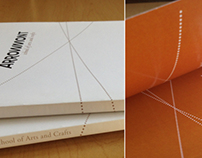 Arrowmont 20 Year Artist-In-Residence Catalogue