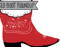 Lindsey's Red Boot Roundup