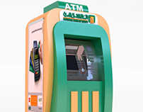 Indoor Atm Machine Design