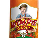 Wimpie character