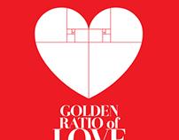 Golden Ratio of Love