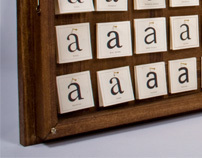 Typography Specimen Book