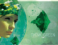 """THINK GREEN"""