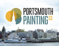 Portsmouth Painting Company Branding