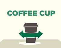 Coffee Cup - Natural User Interface