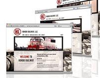 Hondo Railway Website