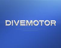 Divemotor - Website and app