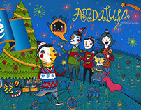 Caja de Galletas Andaluza (Nestle & JWT)