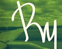 RyAir Brand Book | RyanAir Rebrand