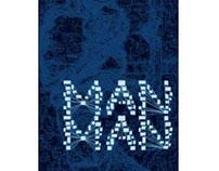 Man Man Poster