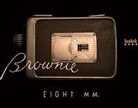 Brownie-Kodak Camera-Remix