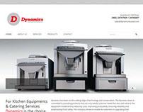Dynamics Kuwait Website