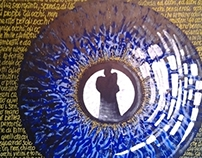 "Contemporary Art: ""The eye of love"""