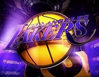 Time Warner Cable Sports Lakers Open