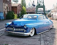 Mercury Lead sled 1950