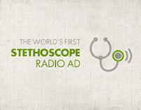 Stethoscope Radio Ad