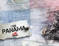 """""""I took Panama"""""""