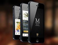 Mirazur Mobile App