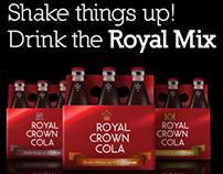 Royal Crown Cola & Night Life