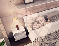 Personal Project (Bed Room)