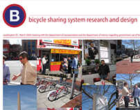 Bcycle bike sharing system design considerations