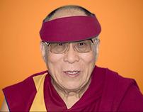 HH the Dalai Lama - Prague 2011